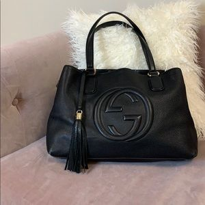 Handbags - Gucci Soho Tote